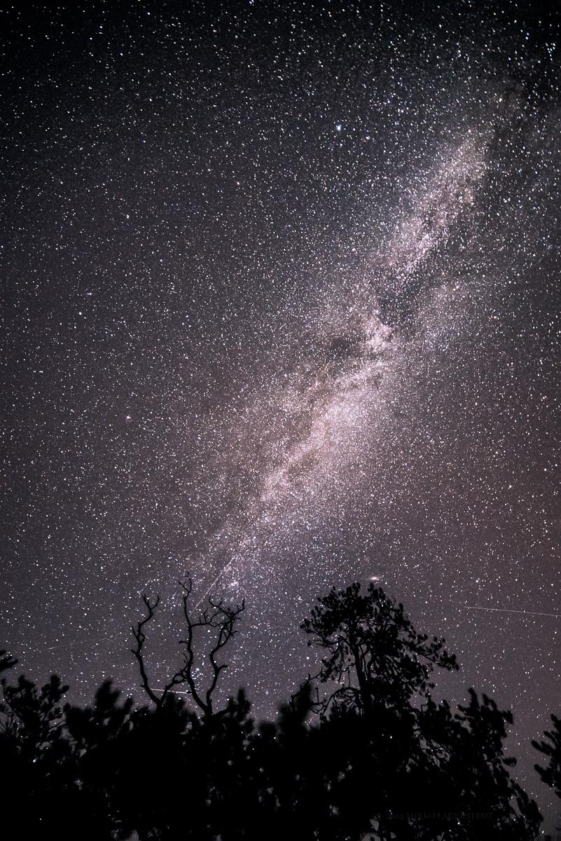 After - Milky Way Preset - Enhance