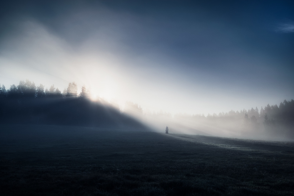 Alone in the Light - Mikko Lagerstedt - 2014