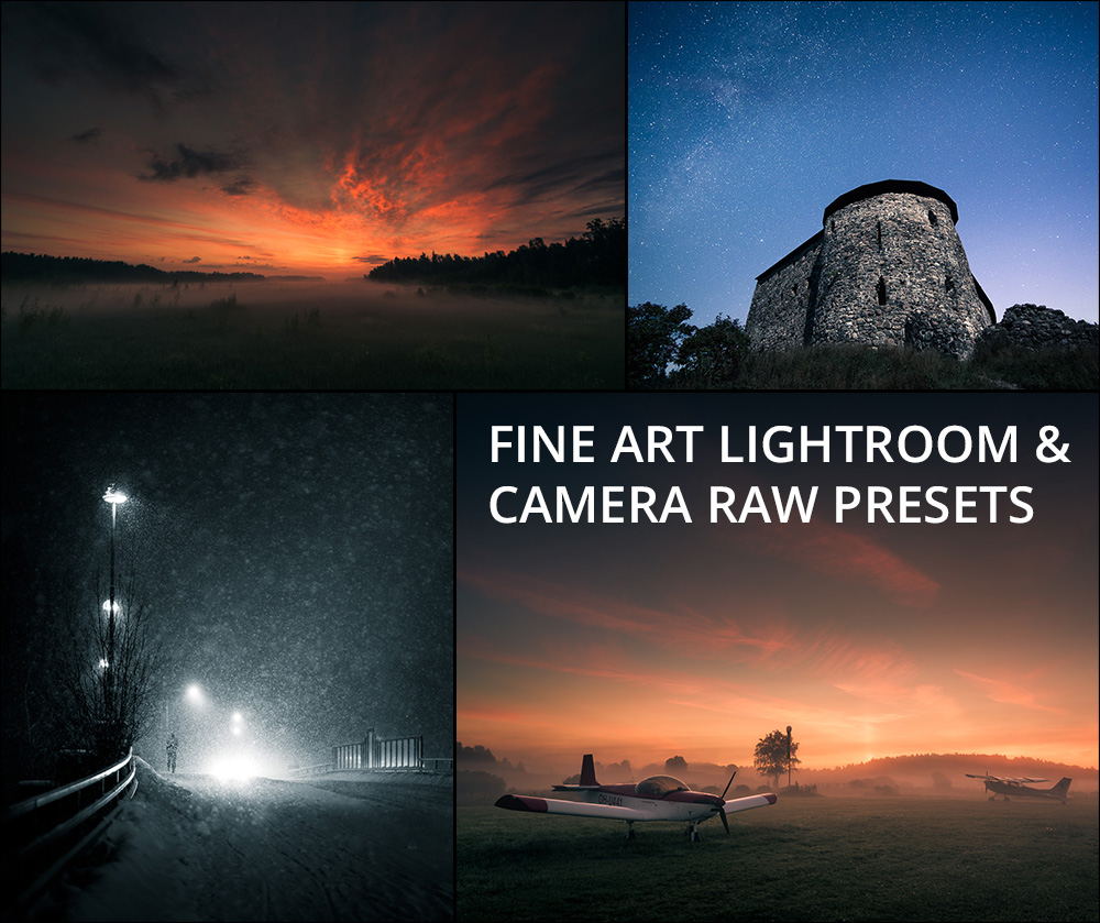 Lightroom & Camera Raw Presets now on Sale until 1st of August!
