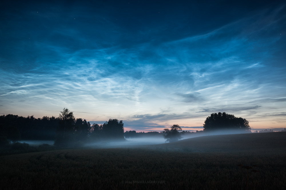 Luminous Night - Mikko Lagerstedt