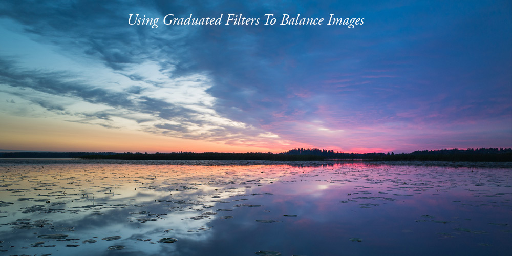 How to Use Graduated & Radial Filters in Lightroom
