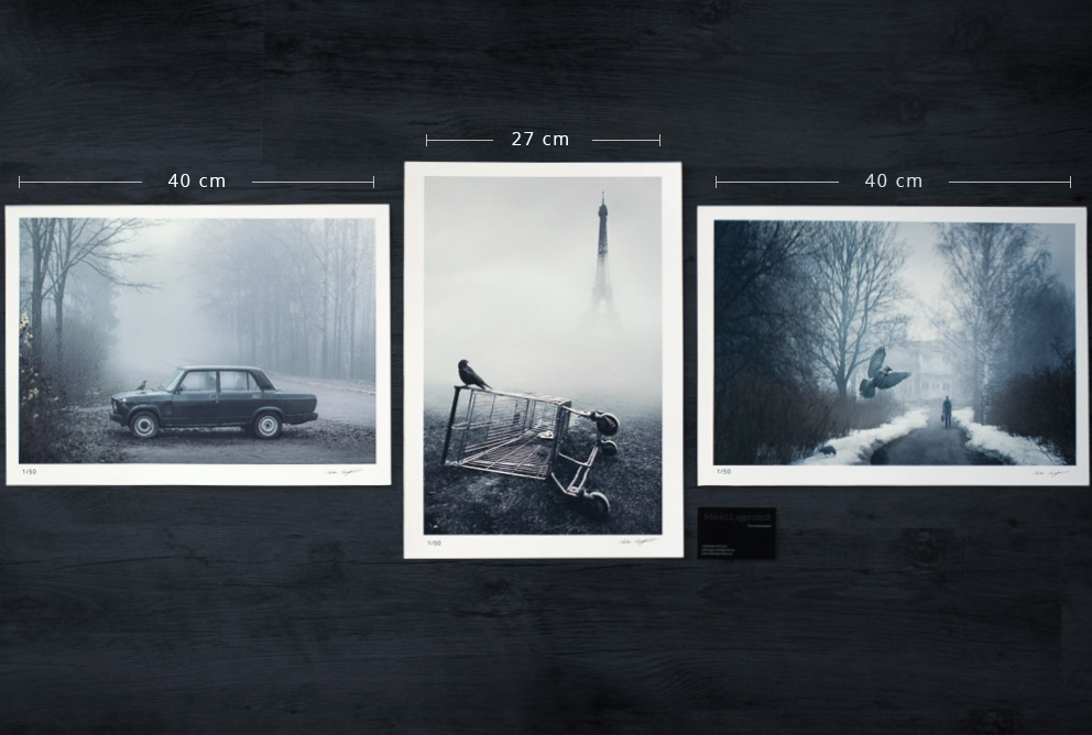 Atmosphere - Print Collection Preview