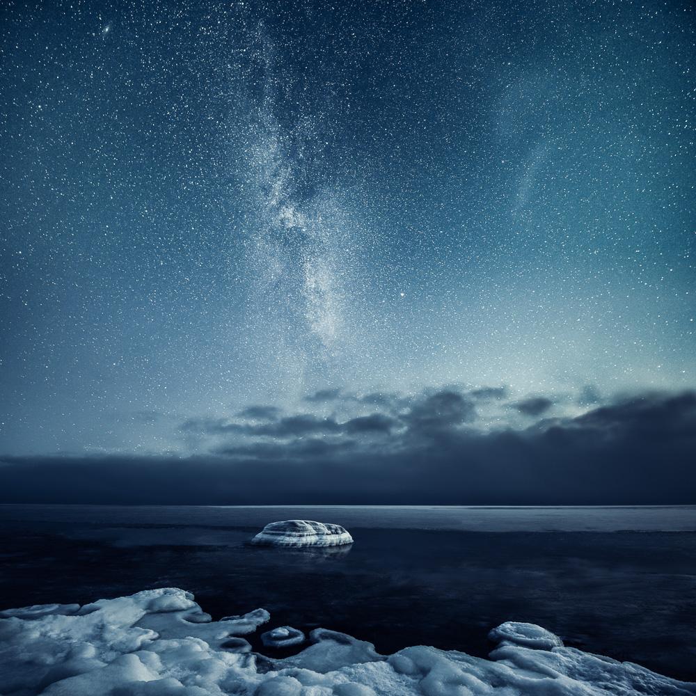 Mikko Lagerstedt - Frozen Echo - 2014, Porvoo, Finland