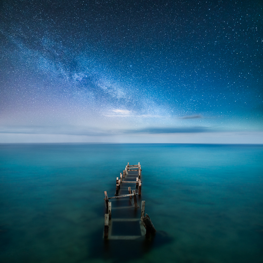 Tranquil Night - Cyprus, 2015
