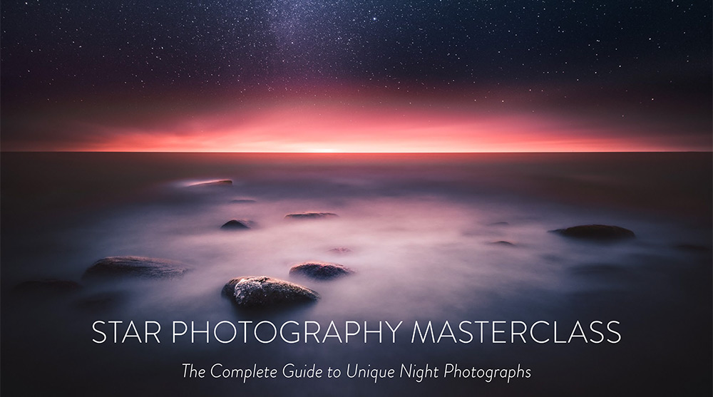 Star Photography Tutorial - Complete Guide to Unique Night Photographs