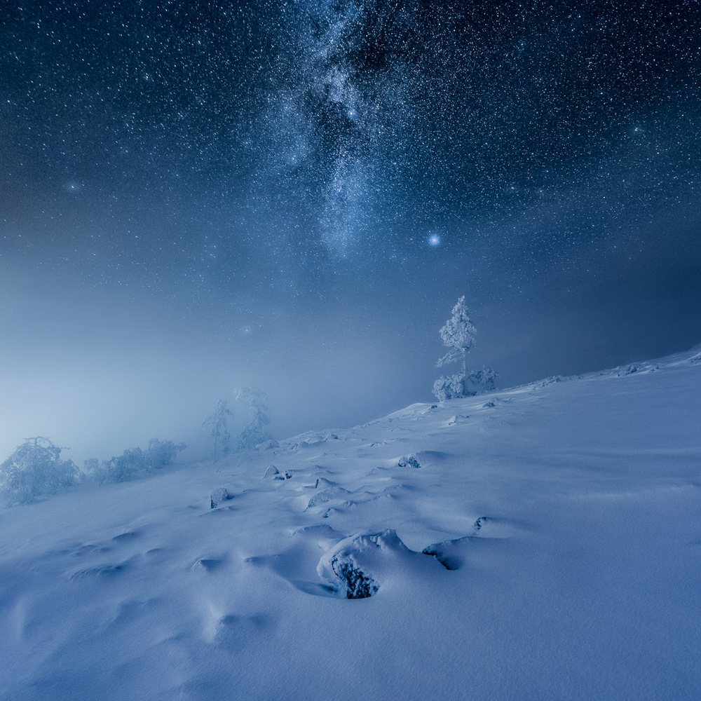 Frozen World - Ylläs, Finland 2015