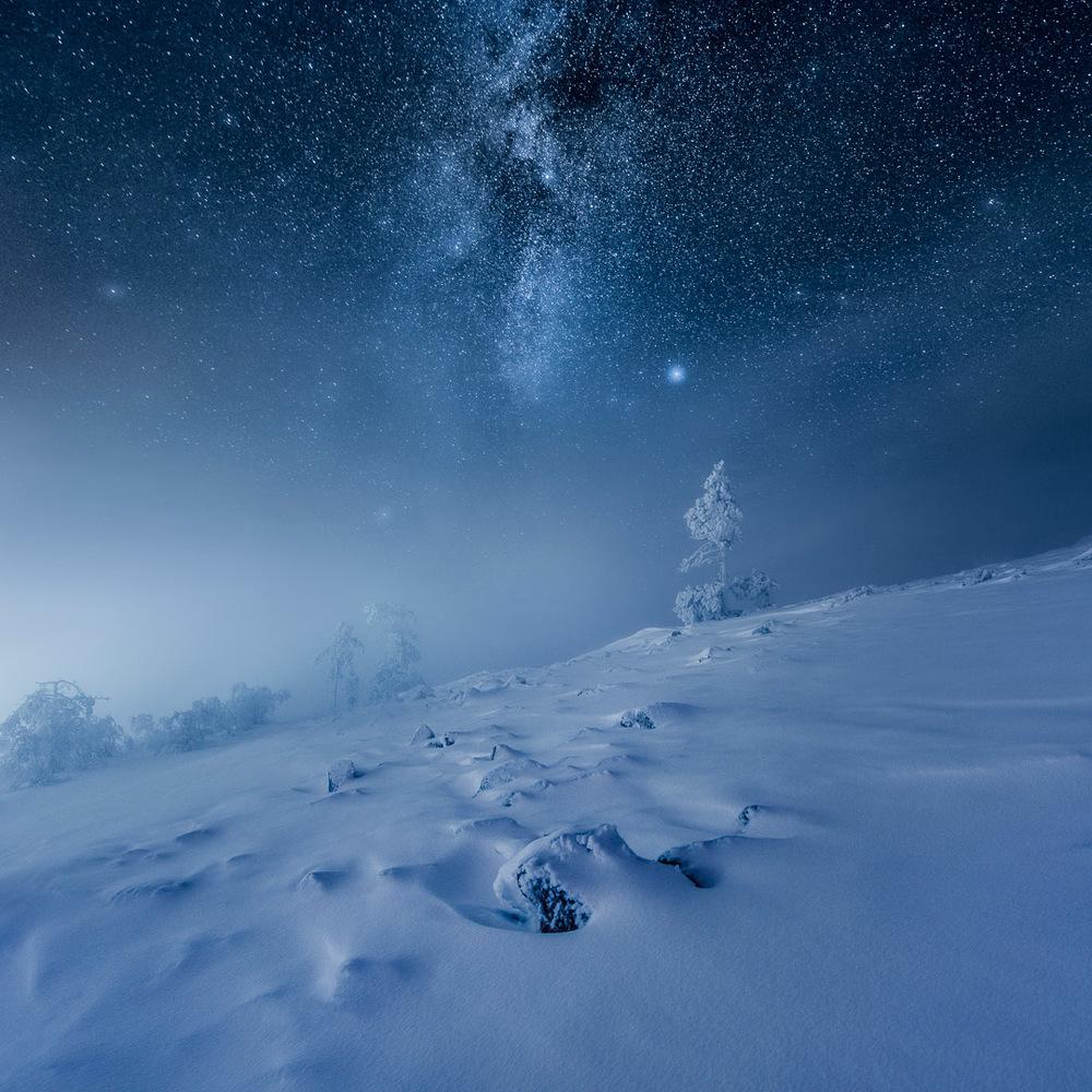 Frozen World - Ylläs, Finland 2015