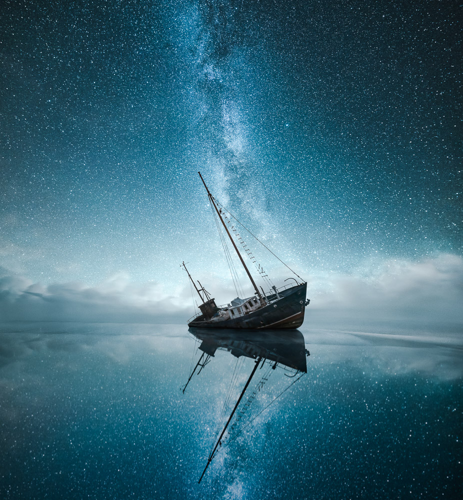 Mikko Lagerstedt - The Lost World - 2015 (published) - Emäsalo, Finland