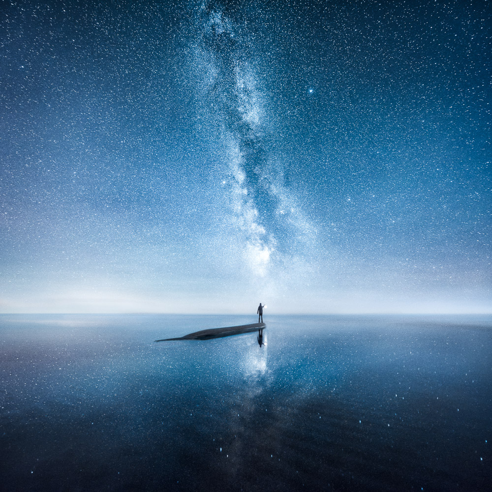 Mikko Lagerstedt - Searching For The Horizon - 2015 - Meri-Pori, Finland