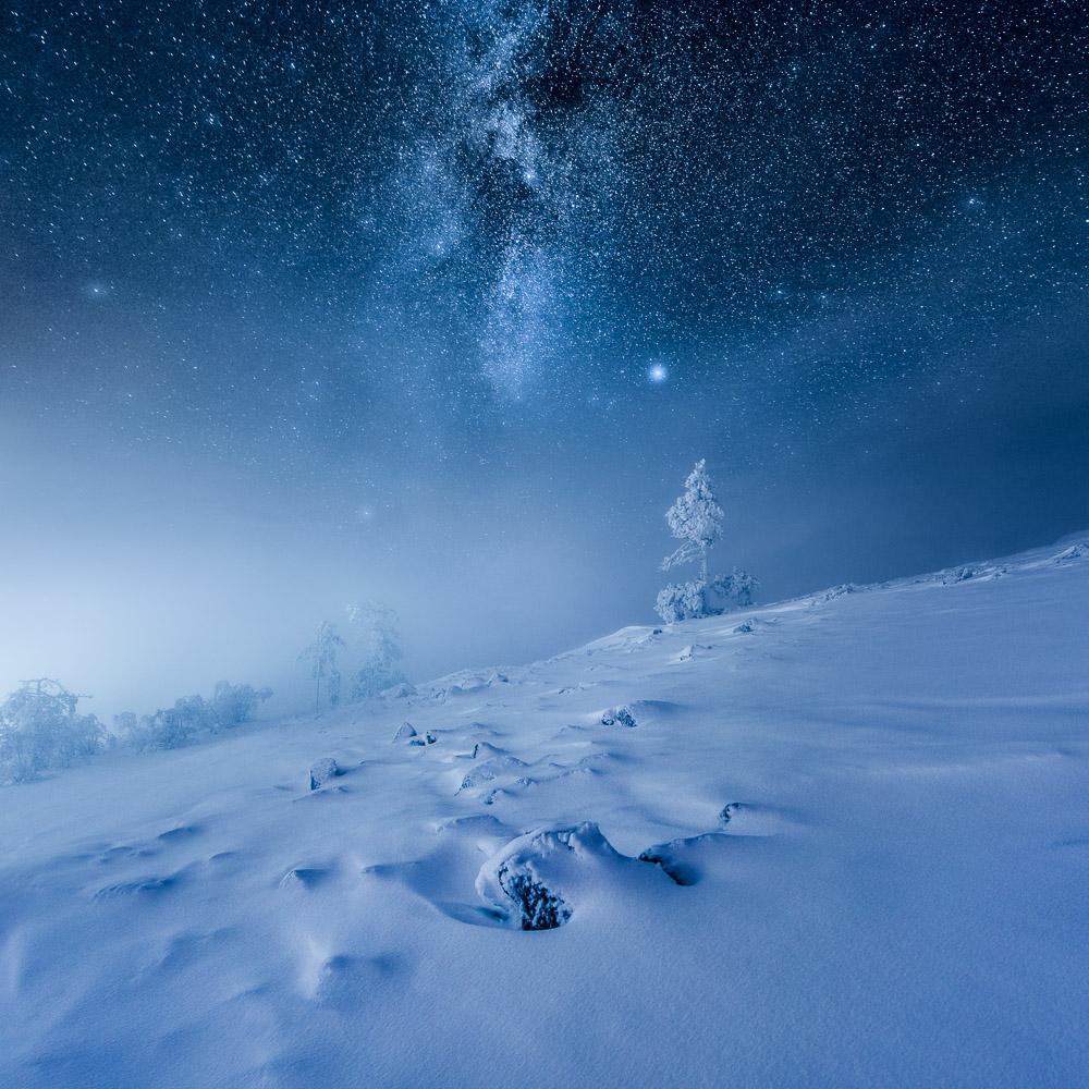 Mikko Lagerstedt - Frozen Wrodl - 2015 - Ylläs, Finland