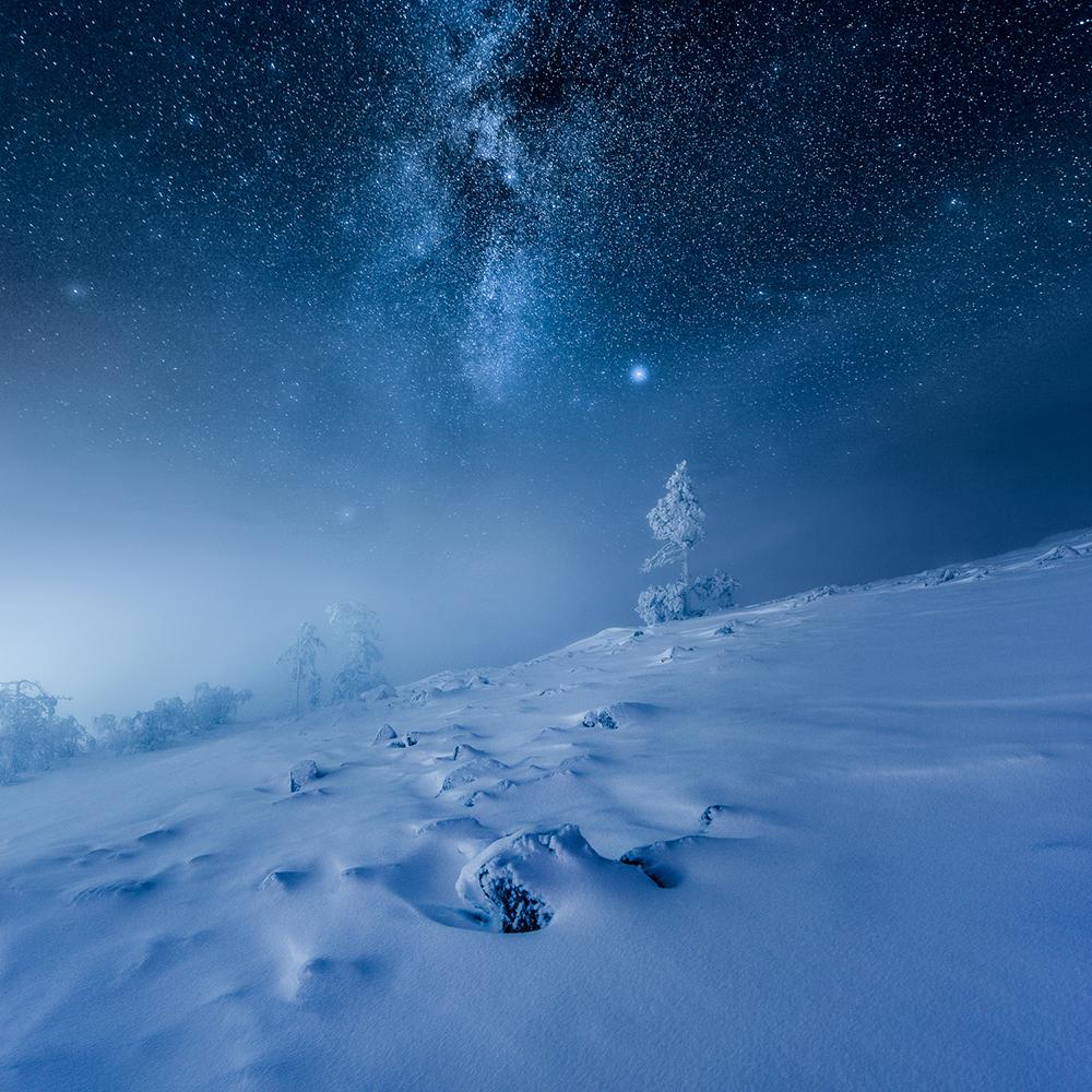 Frozen World - Ylläs, Finland