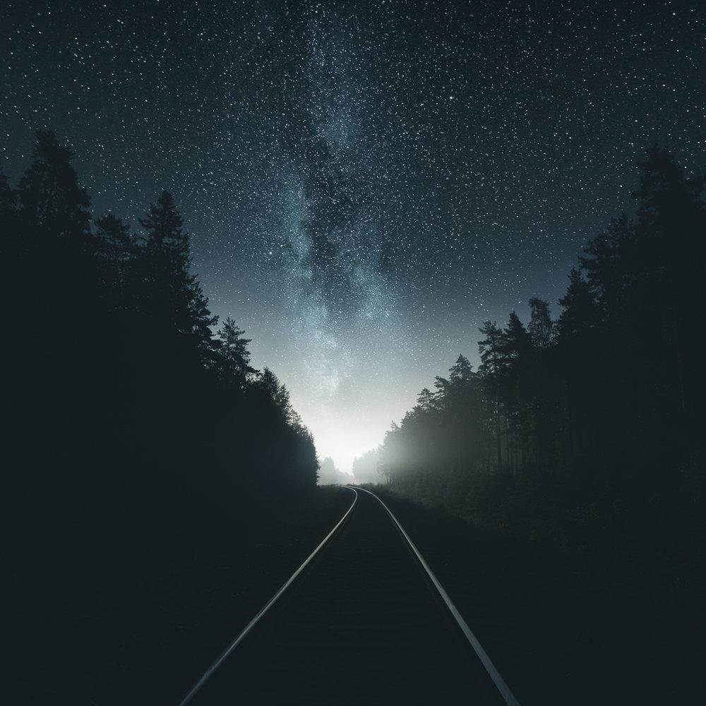 Way Of Light - Western Finland, 2016