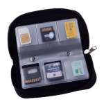 Holder for 4 to 10 SD memory cards 100 DKK