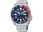 Seiko SKX009K2 (Blue and Red) Divers Collection. Solid Stainless steel Case and Bracelet 1500 DKK