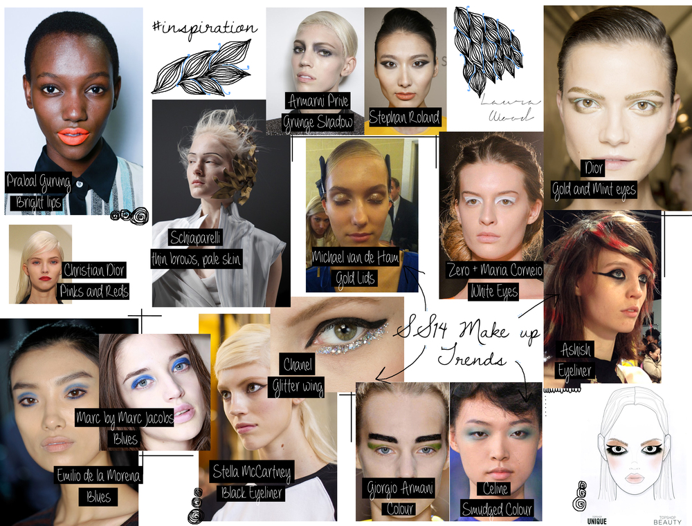 SS14 Make up Trends Mood Board.jpg