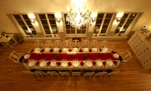 Hjortseryd Julstämning bord ovanifrån 600 361.jpg