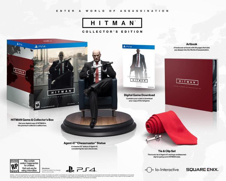 Hitman Collector's Edition