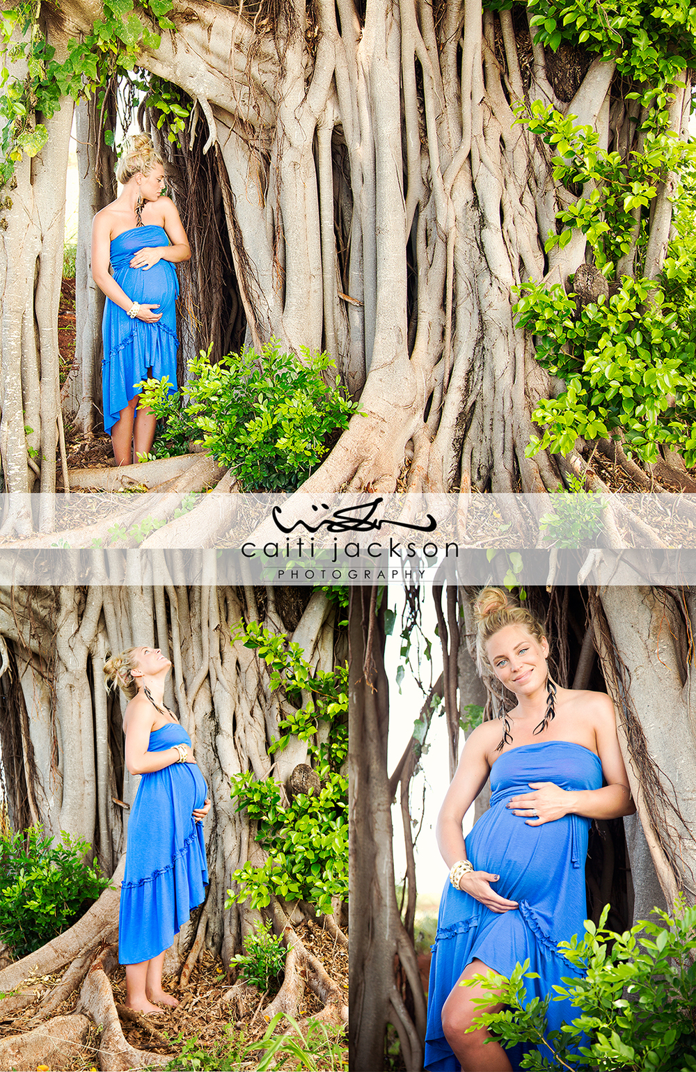 Caiti Jackson Photography - Maternity Photo - Hawaiian maternity photo - Oahu Maternity Photographer