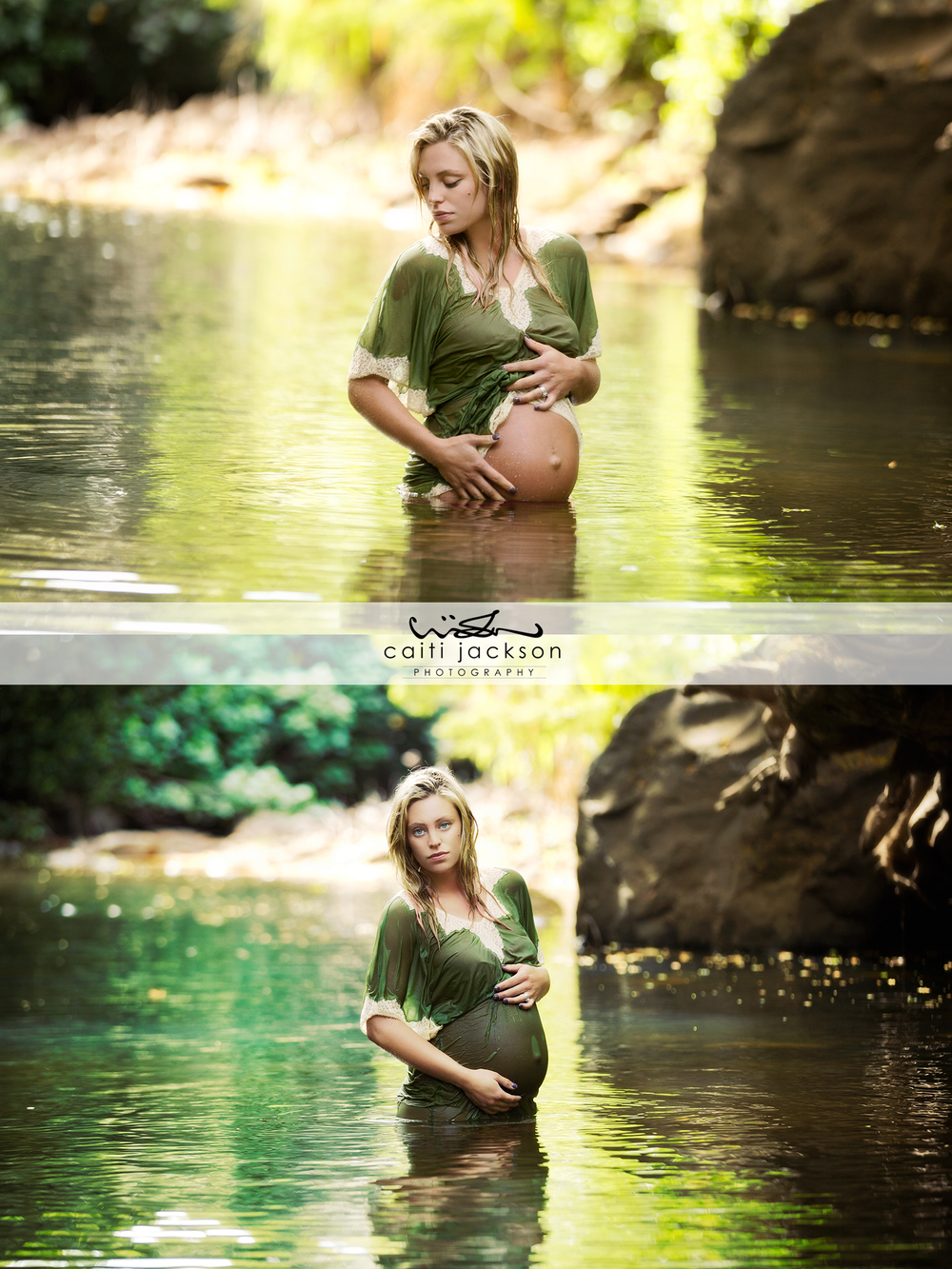 Hawaiian maternity session, Oahu maternity photography, Caiti Jackson Photography, Caiti Jackson, Maternity Photography, Waimea, Oahu