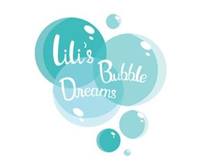 Identité visuelle - Logo - Illustration - Packaging Lili's Bubble Dreams