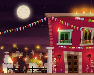 Jeux vidéo - Illustration   Bunker on the moon
