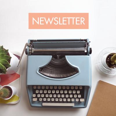 Newsletter Charlene Girodet