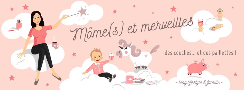 Bannière - Mômes (et) Merveilles - Charlène Girodet
