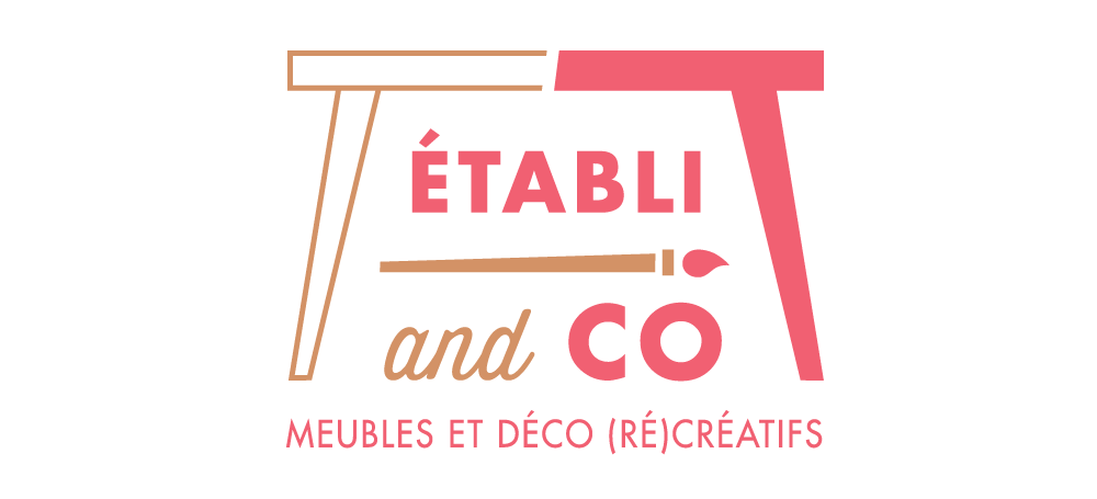 Logo - Établi and Co - Charlène Girodet