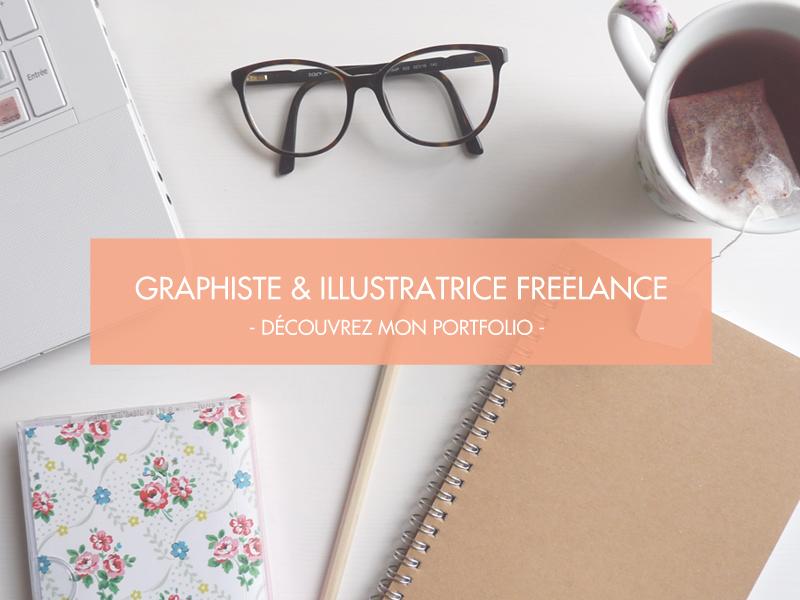 Graphiste - Illustratrice - Freelance - Charlène Girodet