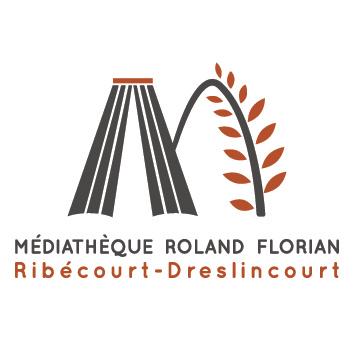 Médiathèque - Logo - Charlène Girodet