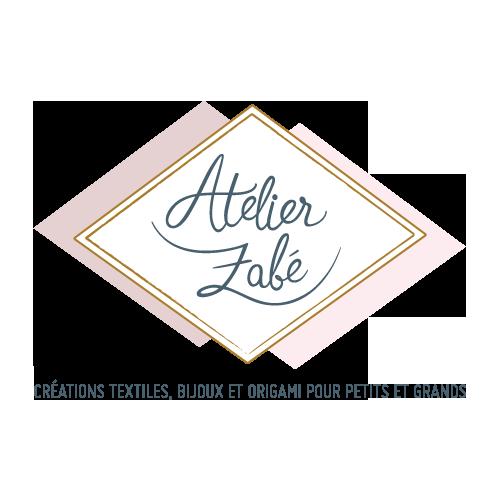 AtelierZabé - Logo - Charlene Girodet