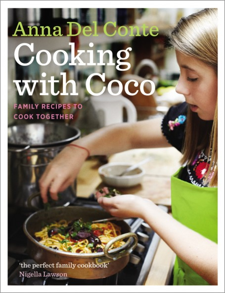 Cooking with Coco - Anna Del Conte Photography Jason Lowe