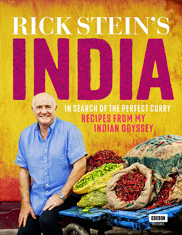Rick Stein's India cover