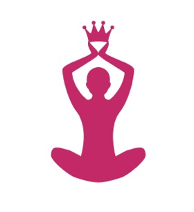 Queen of Retreats logo