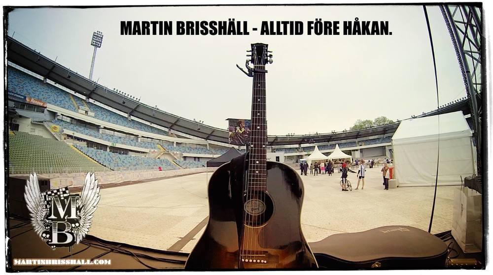 First gig at Ullevi Stadium ever. @Göteborgsgirot 2014