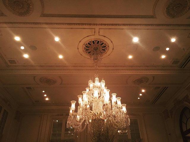 Classic! #chandelier #uptown