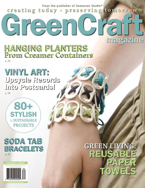 Green Craft Magazine / Winter 2014