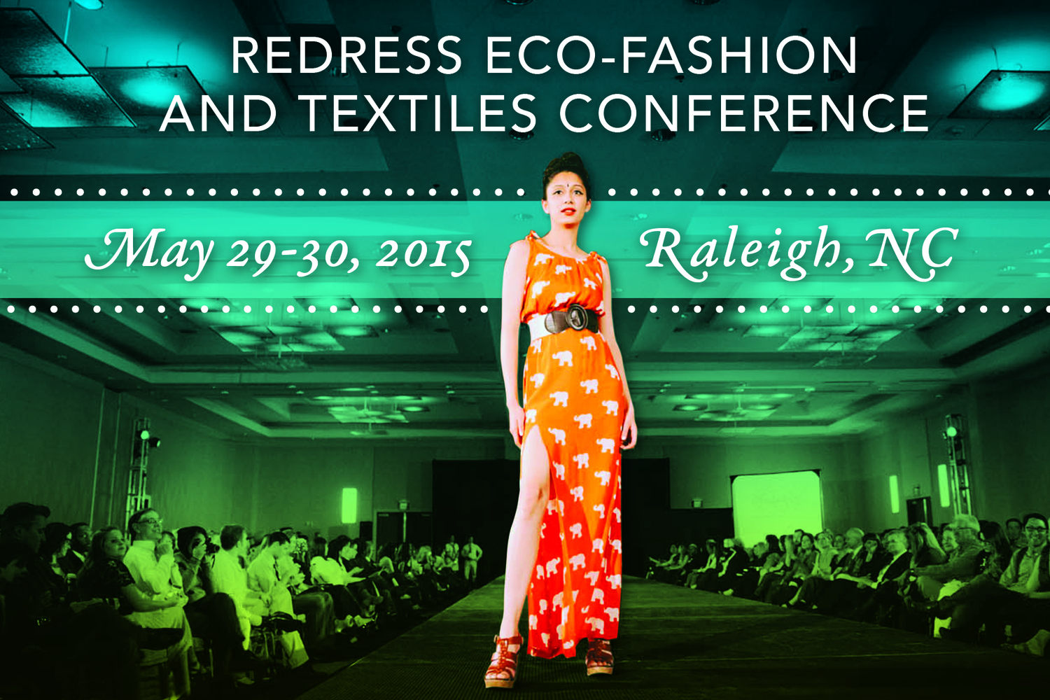 Redress Eco Fashion Show Textile Conference Zass Made From Rescued Materials