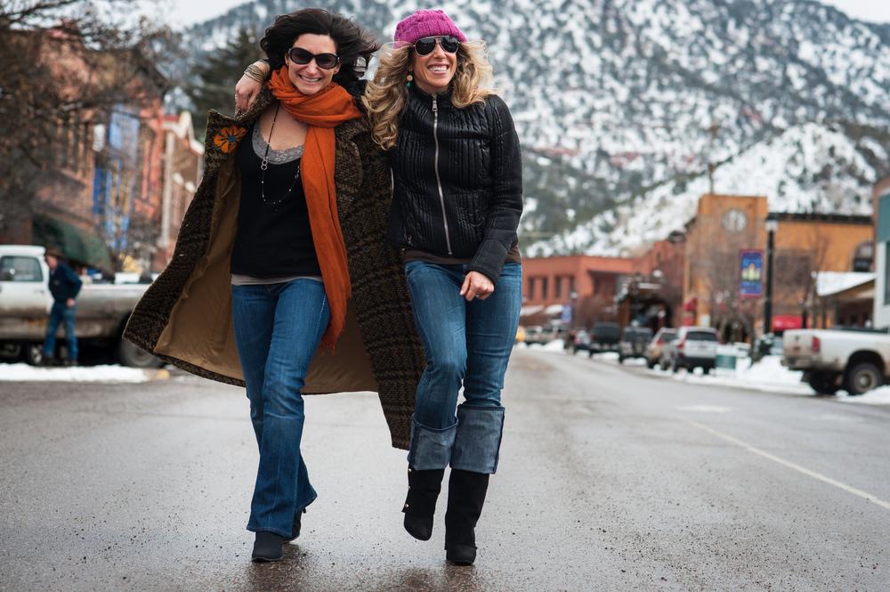 Lisa Cohen + Jayne Gottlieb