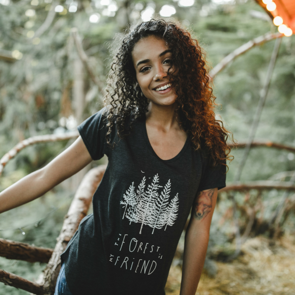 tentree  was founded on the premise that every consumer wants to know that they are contributing to the wellbeing of our planet.  We believe we can inspire a new group of consumers to tackle the environmental issues we are now faced with head on, positively impacting our future.