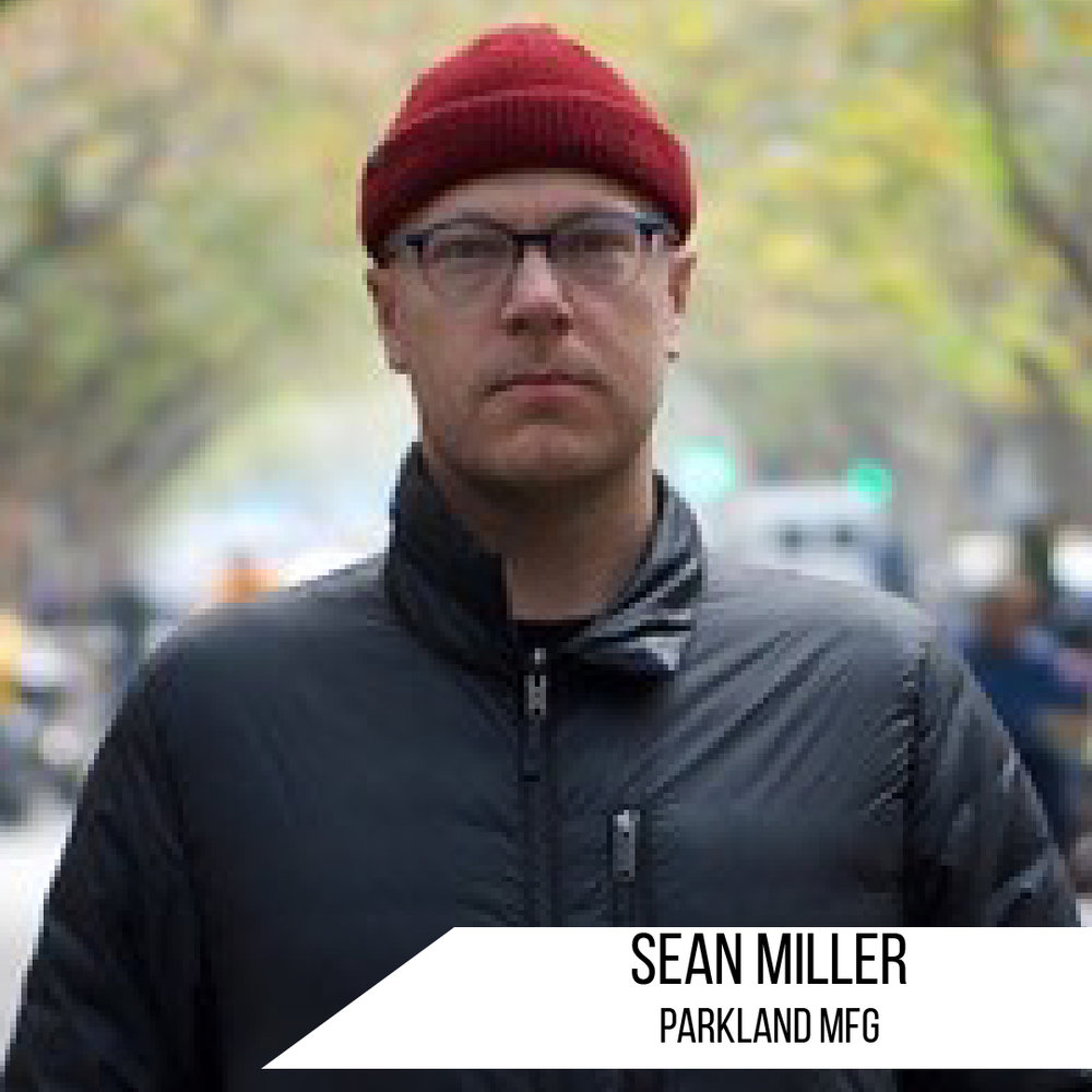 Sean Miller is the Sales and Business Development Manager at Parkland MFG, He is responsible for the development of business strategy and its execution while aligning with corporate initiatives.