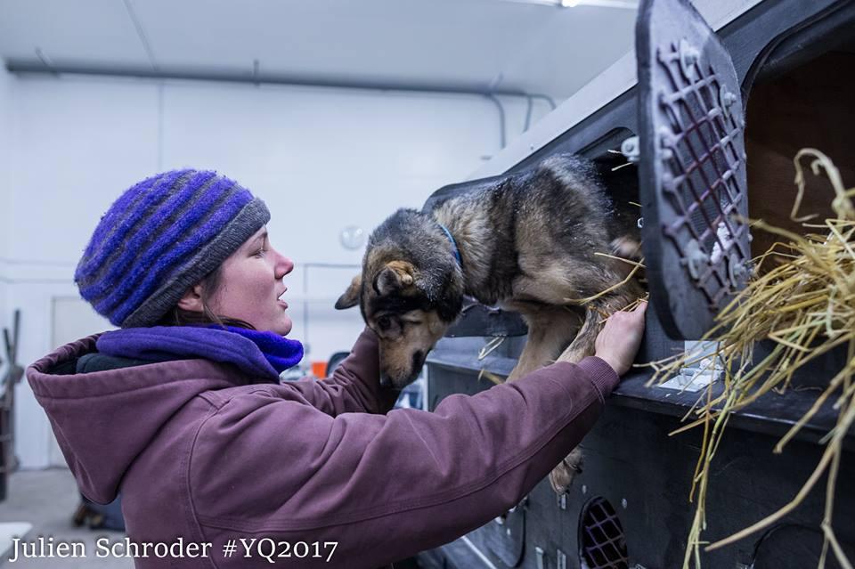 Ryne unloading Perm
