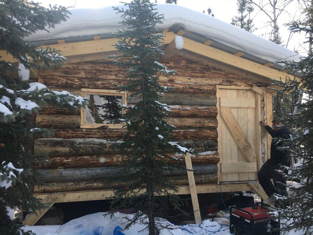 Handler Cabin