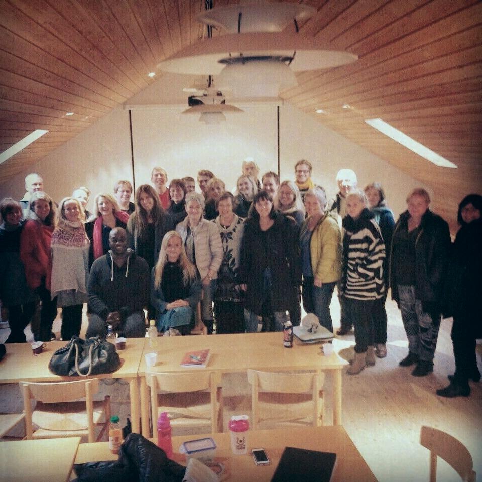 Group Photo Of SBC Iceland