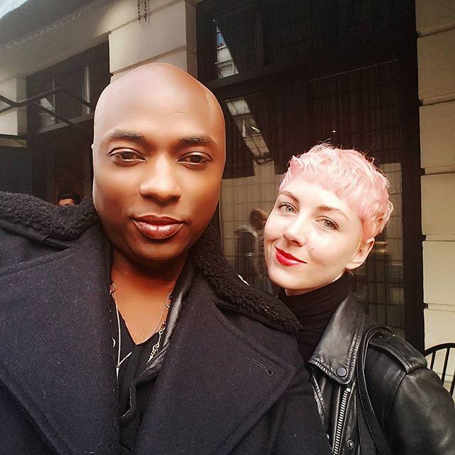 At #littlehousemayfair with @femmehq having deep talks about music and the awaken states of seeing enlightenment in little moments. #stopandsmelltheroses #shamandurek #htchtw #grateful #london
