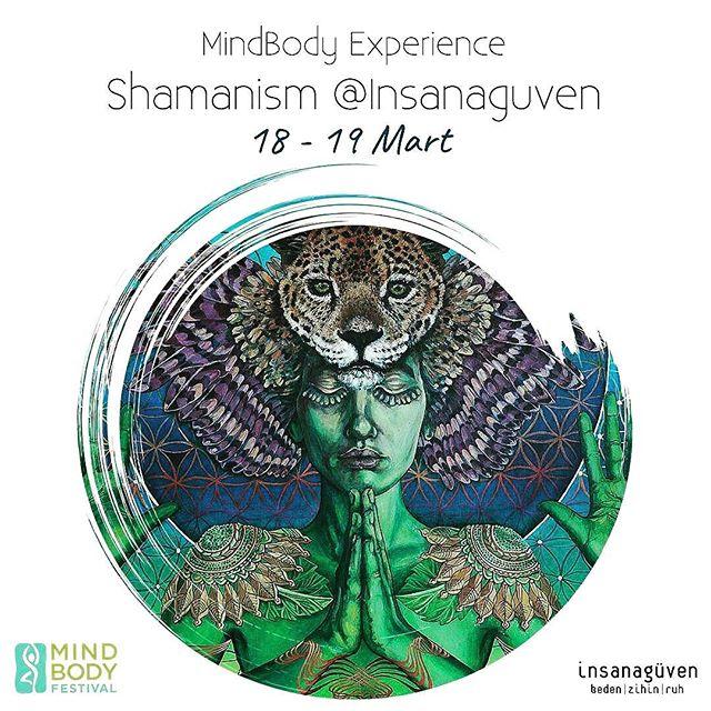 Great to be apart of such a powerful event @insanaguven ・・・ MindBody Experience Shamanism Workshop'u 18-19 Mart tarihlerinde İnsanagüven'de!  Bu 2 gün boyunca, dünyanın dört bir yanından gelen farklı eğitmenler ile farklı Şamanik gelenekler hakkında bilgi ve deneyimler paylaşacağız.  Katılımcılara Şamanizm gelenekleri hakkında kendilerinin daha derinlerine inmeleri konusunda ilham vererek konuyu gizeminden arındırıp, herkese erişebilir hale getirmek istiyoruz.  Eğitmenler: Elif Özkoç, Yuri Radomisli, Shaman Durek, Richard Grossman, Banu Birtek, Umut Fırat Eroğlu ve Stephanie Sayegh  Detaylı bilgi almak ve kaydınızı yaptırmak için 0212 284 00 99 numaralı telefonumuzdan veya info@insanaguven.com adresinden bizlere ulaşabilirsiniz. #insanaguven #shamanism #mindbody #baskabirdunyamumkun #deneyim #bilgelik #shamandurek #healing