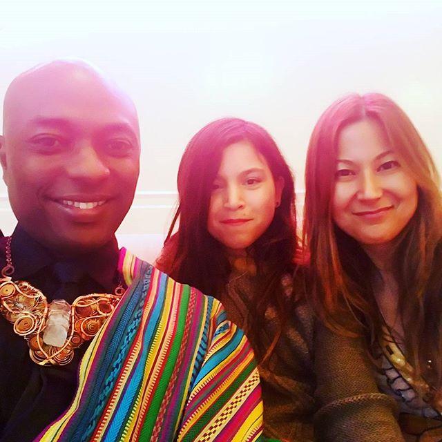 Oscar night with my family @ariana_nakata and my god daughter Karis . #goodtimea #oscar #familytime #love