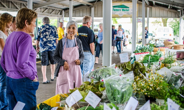 Kalamazoo Farmers Market