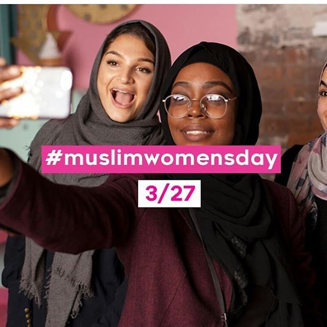 Happy #muslimwomensday ! Thanks @muslimgirl for the image. ❤