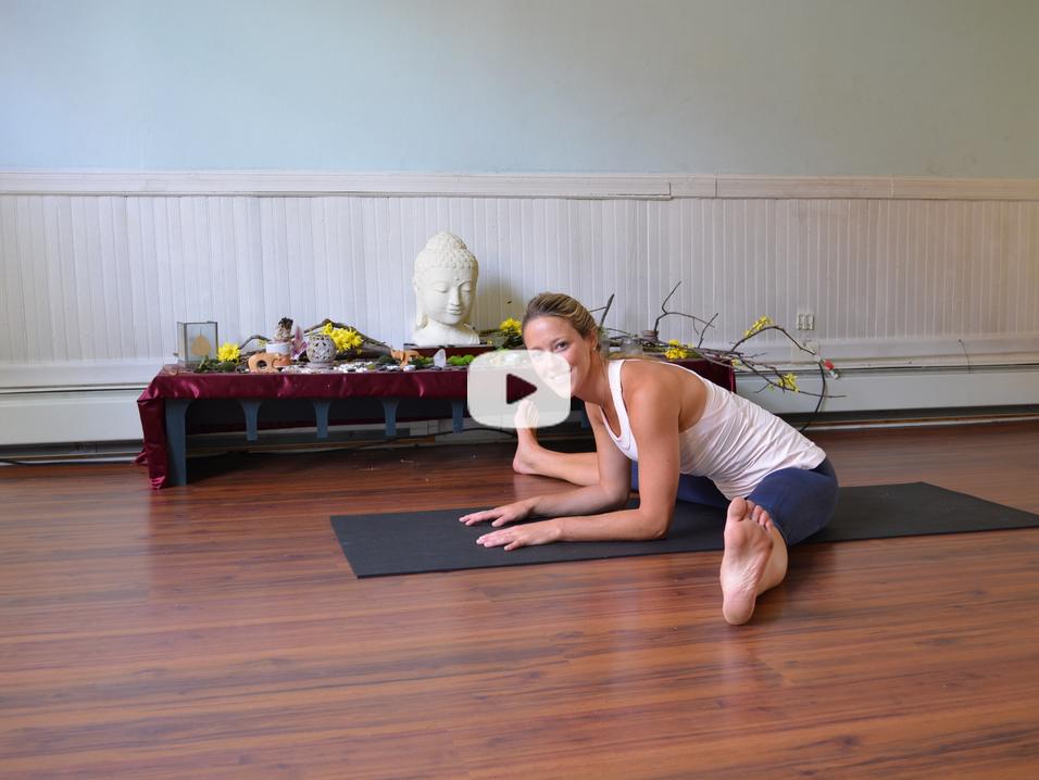 Justine Thorner Yoga